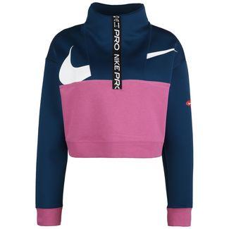 Pullover & Sweats für Damen von Nike in lila im Online Shop