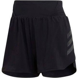 adidas Agravic Allaround Laufshorts Damen black