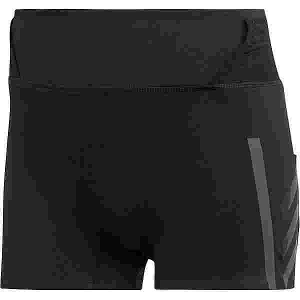 adidas Agravic Laufshorts Damen black