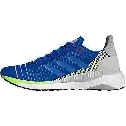adidas Solarglide 19 Laufschuhe Herren glory blue-glory blue-signal green