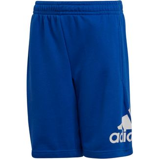 adidas JB BOS SHORT Sweathose Kinder blue