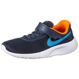 Nike Tanjun Sneaker Kinder midnight navy-laser blue-hyper crimson