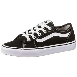 Vans Filmore Decon Sneaker Damen black-true white