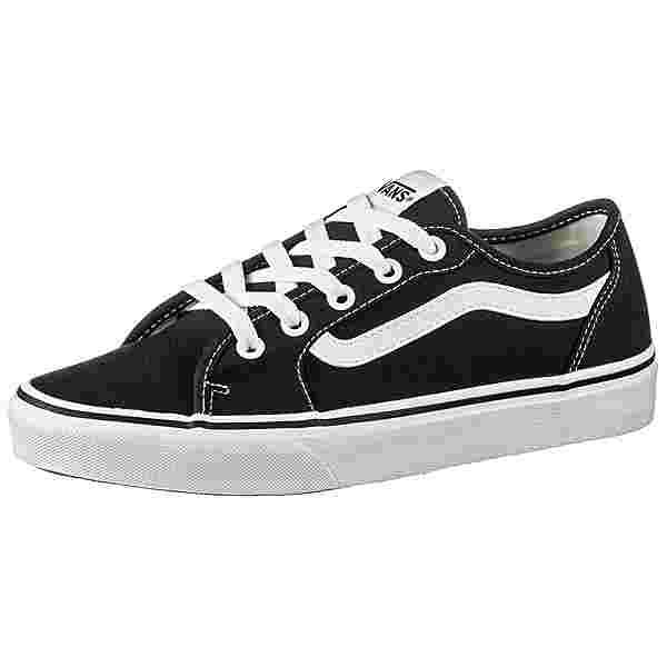 Vans Filmore Decon Sneaker Damen black-true white