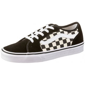 Vans Filmore Decon Sneaker Damen black-white