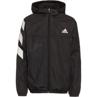 adidas JB A XFG WB Trainingsjacke Kinder black