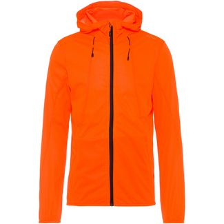 CMP Wanderjacke Herren flash orange