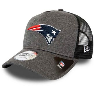 New Era A-Frame Trucker New England Patriots Cap grey