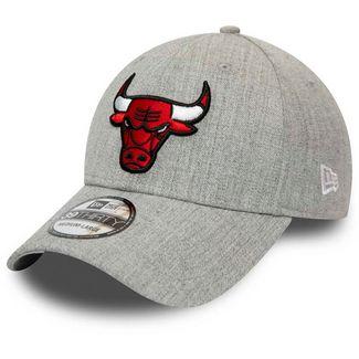 New Era 39Thirty Chicago Bulls Cap grey