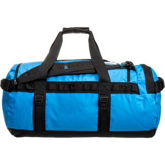 The North Face Base Camp Duffel Reisetasche Clear Lake Blue-TNF Black