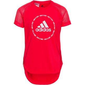 adidas JG TR BOLD TEE Funktionsshirt Kinder core pink