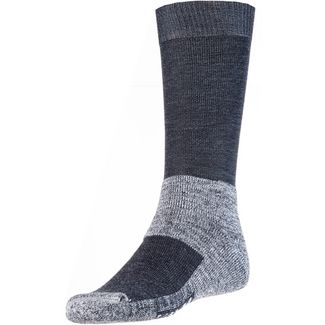 Rohner Merino Fibre Tech Wandersocken blue denim