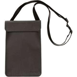 COCOON Waterproof Neck Wallet Brustbeutel anthracite