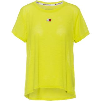 Tommy Hilfiger T-Shirt Damen lemon lime