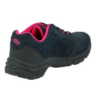 BRÜTTING Sneaker Damen blau