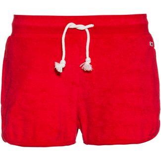 Tommy Hilfiger Shorts Damen deep crimson