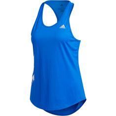 adidas Run It Funktionstank Damen glory blue