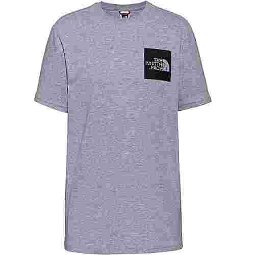 The North Face Fine T-Shirt Herren heather grey