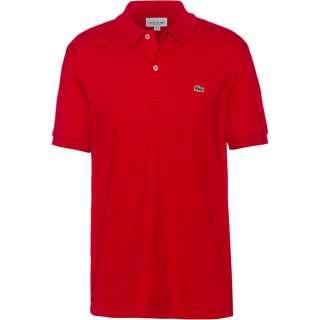 Lacoste Poloshirt Herren rouge