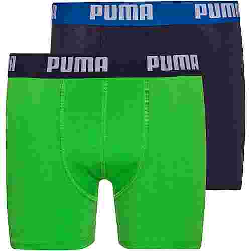 PUMA Boxer Kinder green-blue