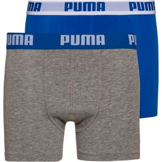 PUMA Boxer Kinder blue-grey