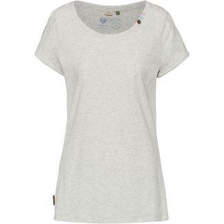 Ragwear Florah A Organic T-Shirt Damen white