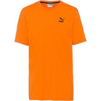 PUMA Graphic T-Shirt Herren vibrant orange