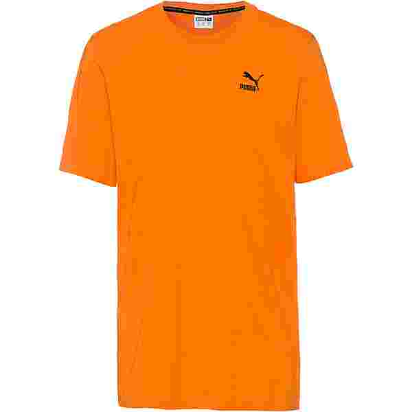 PUMA Graphic T-Shirt Herren vibrant orange