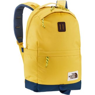 The North Face Rucksack Daypack Daypack BAMBOO YLLW-BLUE WNG TEAL