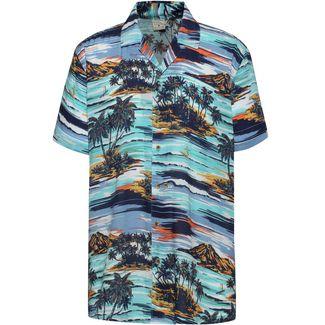 Protest Kurzarmhemd Herren ocean breeze