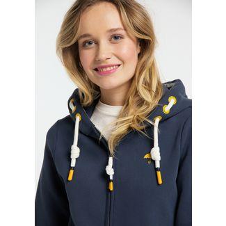 Schmuddelwedda Sweatjacke Damen marine