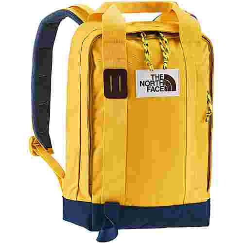 The North Face Rucksack Totepack Daypack BAMBOO YLLW-BLUE WNG TEAL