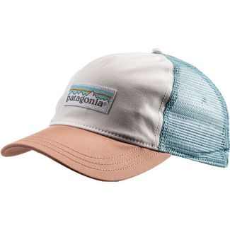 Patagonia P-6 Label Trucker Cap Damen white