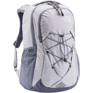 The North Face Rucksack Women's Jester Daypack Damen white metallic melange-mid grey