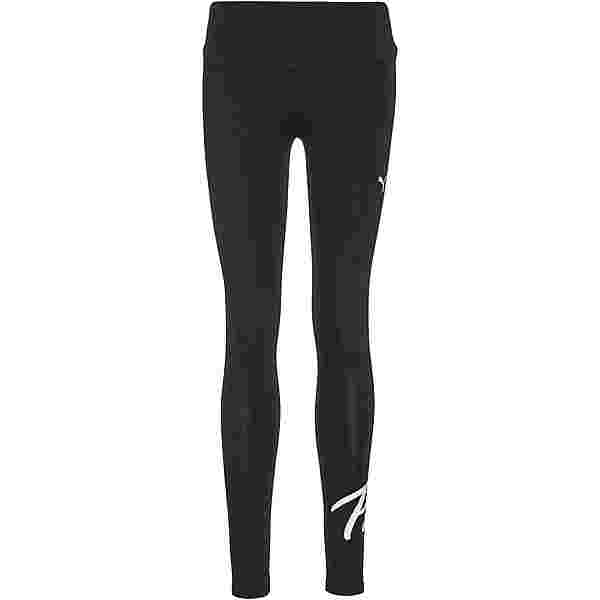 PUMA ATHLETICS Leggings Damen puma black