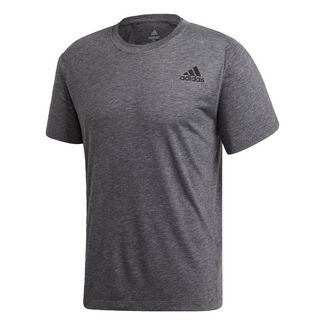 adidas FreeLift Sport Prime Heather T-Shirt T-Shirt Herren Black / Grey Four