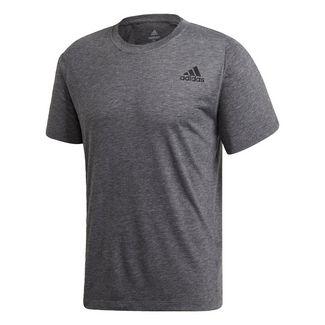 adidas T-Shirt Herren Black / Grey Four