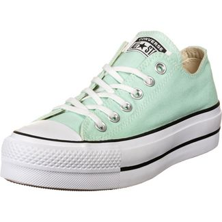 CONVERSE Chuck Taylor All Star Lift OX Sneaker Damen mint im