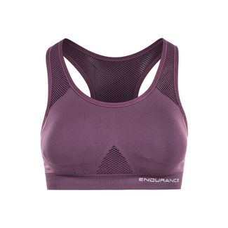 Endurance Sport-BH Damen 4105 Deep Purple
