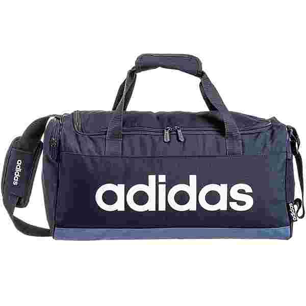 adidas LIN DUFFLE S Sporttasche Kinder legend ink