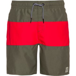 Protest Beagle 20 Jr Boardshorts Kinder grey green