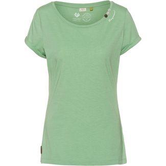 Ragwear Florah A Organic T-Shirt Damen green
