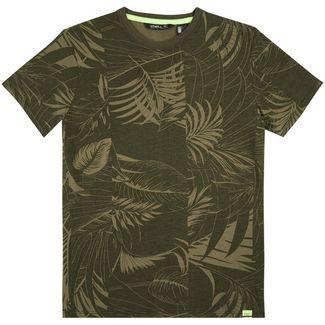 O'NEILL Isaac T-Shirt Kinder green