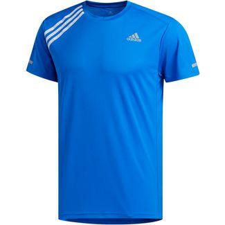 adidas Own the Run Laufshirt Herren glory blue