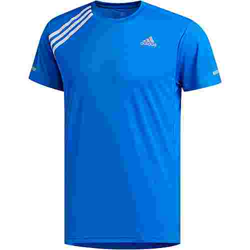 adidas Own the Run Funktionsshirt Herren glory blue