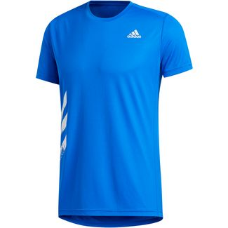 adidas Run It Funktionsshirt Herren glory blue