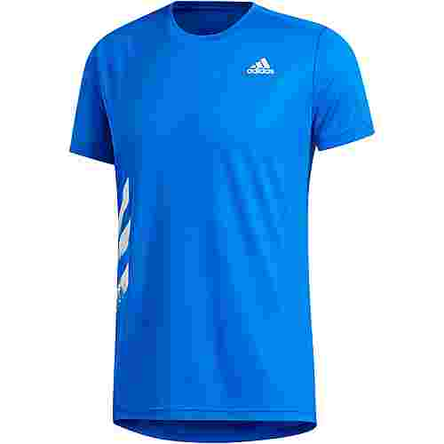 adidas Run It Funktionsshirt Herren glory blue