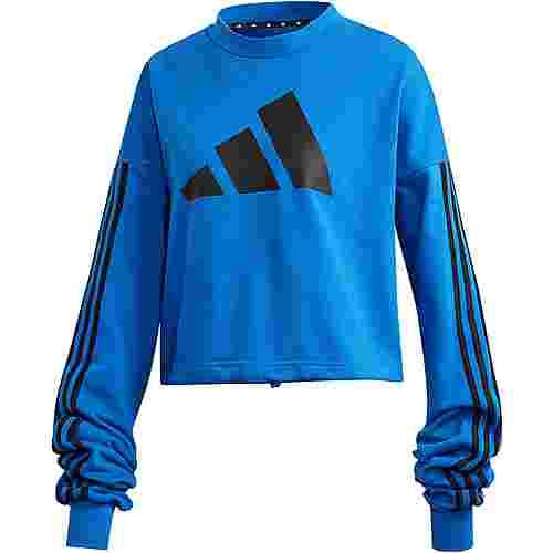 adidas Adjust Hoodie Damen blue