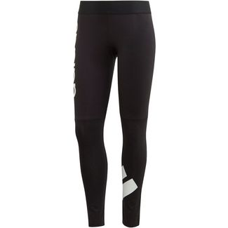 adidas 2CB Leggings Damen black