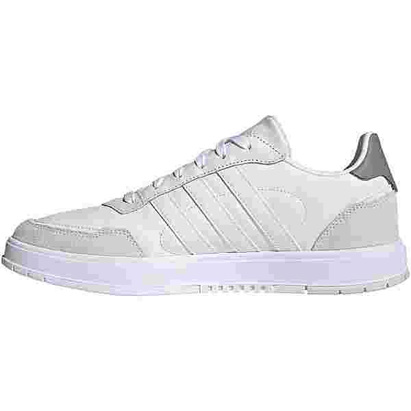 adidas Courtmaster Cloudfoam Sneaker Herren ftwr white-ftwr white-orbit grey